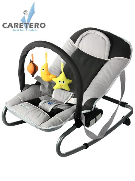 Dětské lehátko CARETERO Astral grey