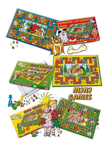 Stolní hra Mini Games Pinokio
