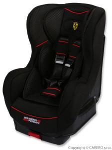 Autosedačka Cosmo Sp Isofix Ferrari Gran Tourismo Black  2016
