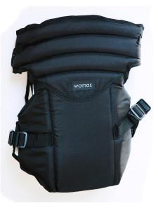 Nosítko Womar Zaffiro Sunny tmavě šedé