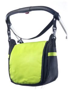Taška na kočárek CARETERO - green
