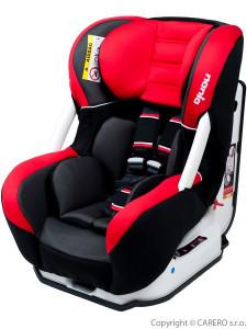 Autosedačka Migo Eris Premium 2017 red