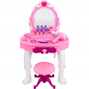 Dětský kosmetický stolek Bayo + příslušenství