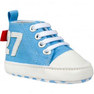 Dětské capáčky Bobo Baby 12-18m 27 modré