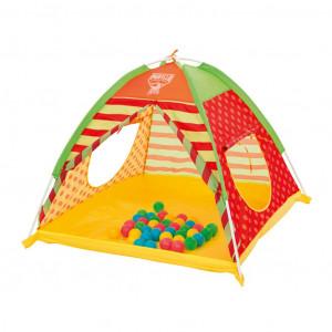 Dětský stan na hraní Bestway s míčky