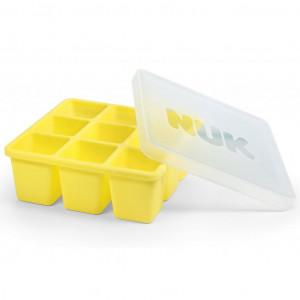 Mrazící formička silikonová NUK žlutá