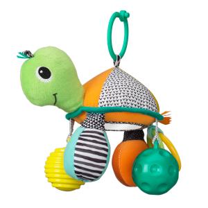Závěsná Želva se zrcátkem a míčky