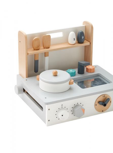 Mini kuchyňka dřevěná Bistro