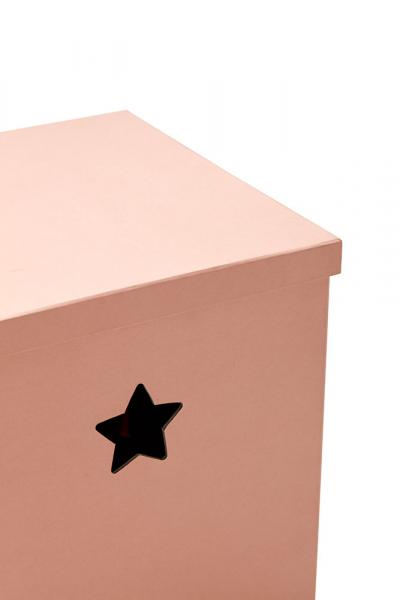 Krabice Star Pink