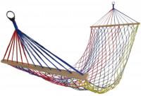 Houpací síť/lehátko Sedco Rainbow 200x80 cm