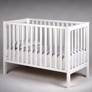 LOFT dětská postýlka 120x60cm bílá