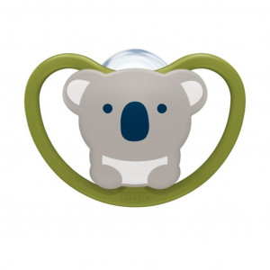 Šidítko Space NUK 0-6m koala
