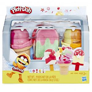 Play Doh Modelína jako zmrzlina v chladničce