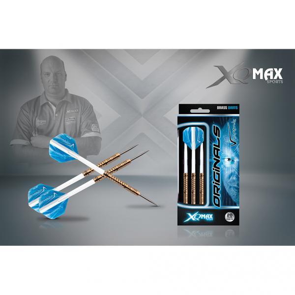 Šipky XQ MAX Vincent Van Der Voort - 20g