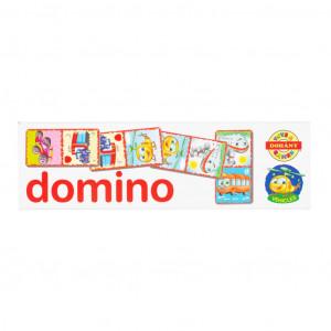 Dětské domino Vehicles