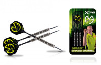 Šipky XQMax Darts Steel Michael van Gerwen - 23g