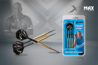 Šipky XQMax Darts Steel Vincent van der Voort - 20g