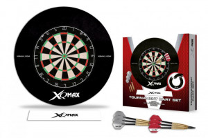 Šipky s terčem XQMax Darts Surround Tournament Set
