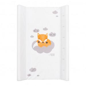 Přebalovací podložka New Baby Liška bílá 50x70cm