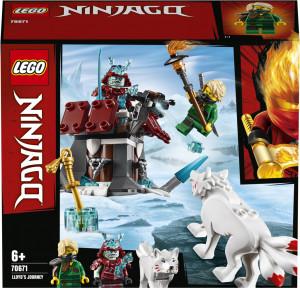Lego Ninjago Lloydova cesta