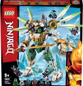 Lego Ninjago Lloydův titanový robot