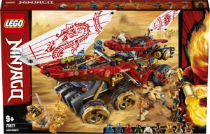 Lego Ninjago Pozemní Odměna osudu