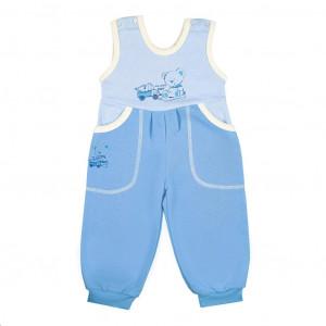 Dětské lacláčky New Baby my little car modré