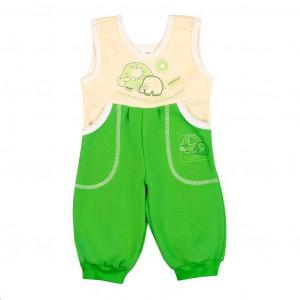 Dětské lacláčky New Baby Happy elephant zelené