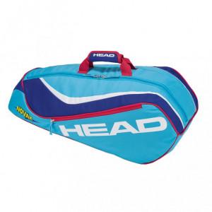 Tenis taška na rakety HEAD JUNIOR COMBI NOVAK