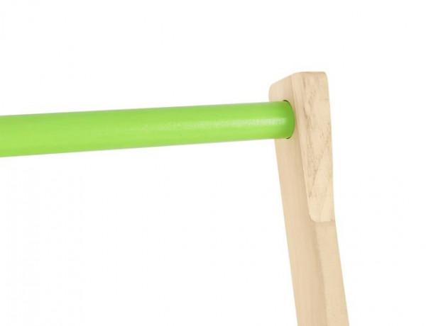 Dřevěné chodítko s kostkami