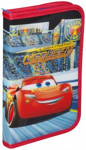 Penál rozkládací plný Cars 3