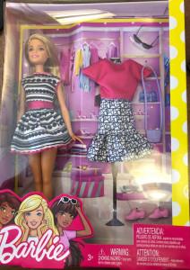Barbie panenka Fashion outfit