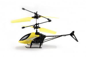 Vrtulník s LED světlem