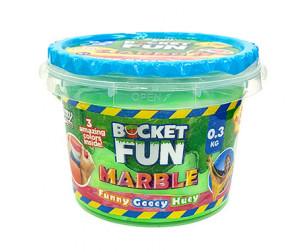 Slimy Bucket Fun marble 300 g