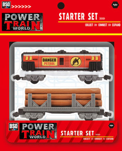 Power train World - Nákladní vagóny