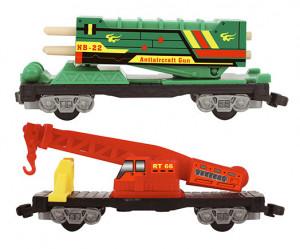 Power train World - Technické vagóny