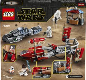 Lego Star Wars Honička spídrů