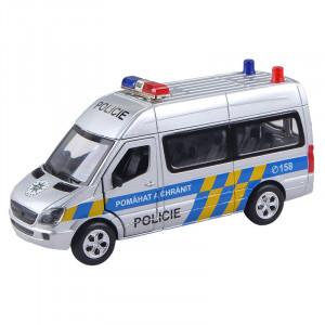 Auto Policie Mercedes-Benz 1:32