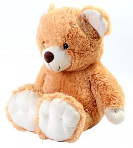 Plyšový medvěd, slon 65 cm