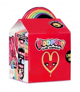 Poopsie Surprise Balíček pro přípravu slizu Happy meal, PDQ