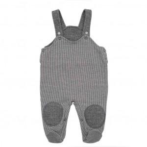 Zimní kojenecké dupačky-lacláčky Baby Service Retro