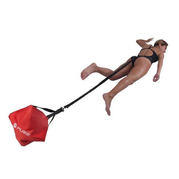 Plavecký brzdící padák P2I SWIMCHUTE