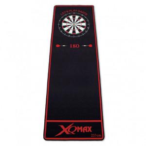 Podložka/koberec na šipky XQ MAX DARTMAT 80x237cm