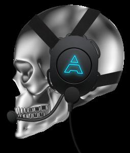 Příslušenství k herní konzoli ARKADE – Herní sluchátka s mikrofonem