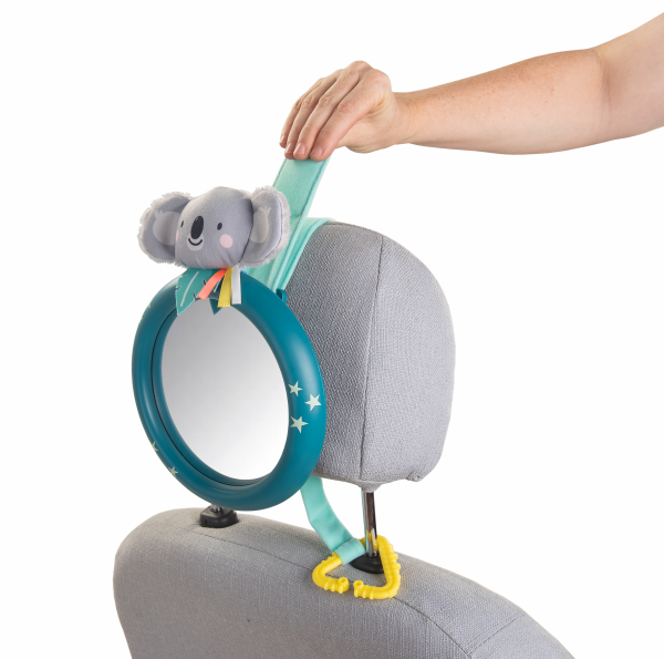 Zpětné zrcátko do auta Koala