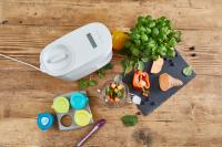 Parní vařič a mixér Quick-Cook